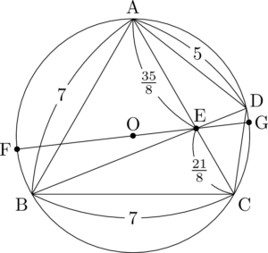 2006年 センターIA 追試 三角比 平面図形