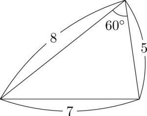 名古屋三角形