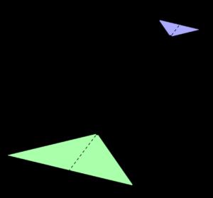 相似の中心