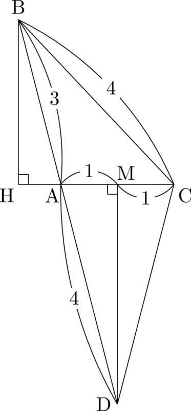 2019年 センター数学ⅠA 三角比