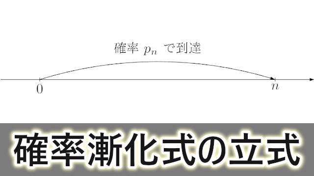 1983年 京都大 確率漸化式