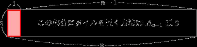 1995年 東京大 確率漸化式の考え方と解法