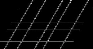 平行四辺形の個数