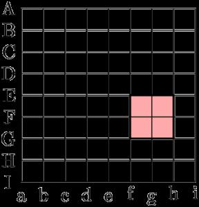 正方形の総数
