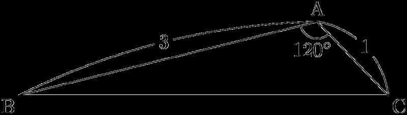 角の二等分線の長さ