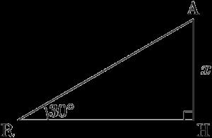 直角三角形ARH