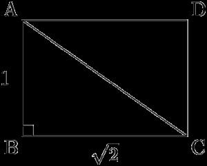 長方形ABCD